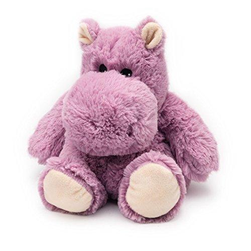 Intelex Cozy Therapy Plush, Hippo
