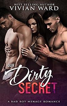 Our Dirty Secret M%C3%A9nage Romance ebook product image