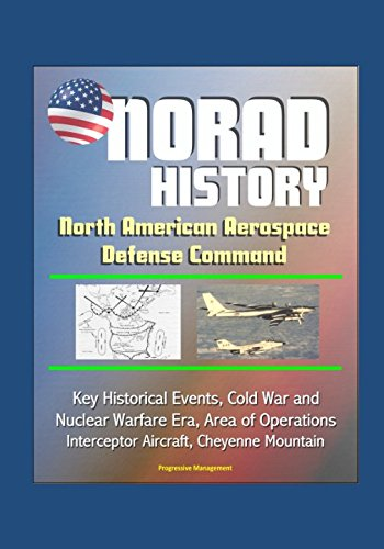 Norad History  North American Aerospace Defense Command Key Historical Events  Cold War And Nuclear Warfare Era  Area Of Operations  Interceptor Aircraft  Cheyenne Mountain