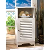 Smart Living Company 10014707 Nantucket Storage Cabinet