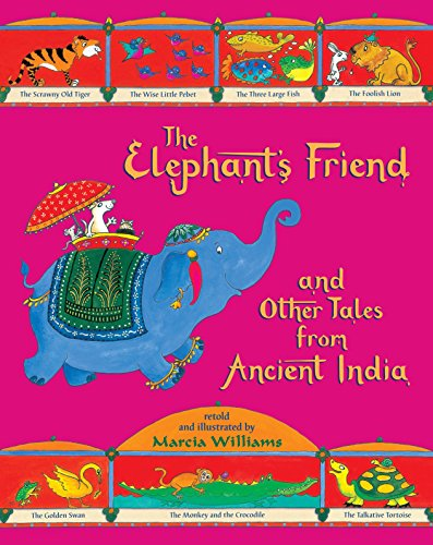 India Elephant - The Elephant's Friend and Other Tales from Ancient India