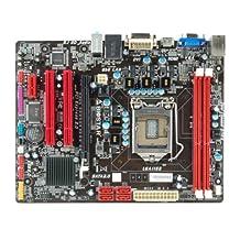 Biostar H61MHB Intel H61 Micro ATX DDR3 1333 - LGA 1155 Motherboard