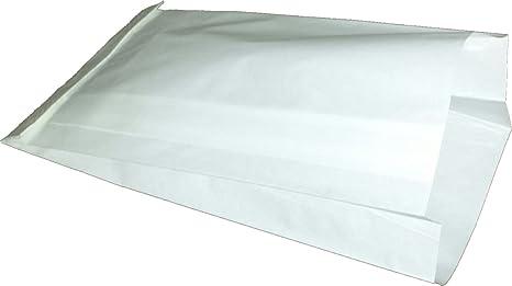 10 bolsas de vomitar, tipo avión, de color blanco: Amazon.es ...