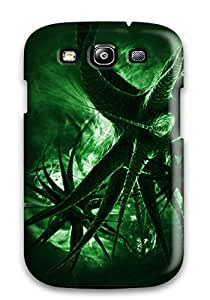 New Bacteria Abstract Tpu Skin Case Compatible With Galaxy S3 Sending Free Screen Protector