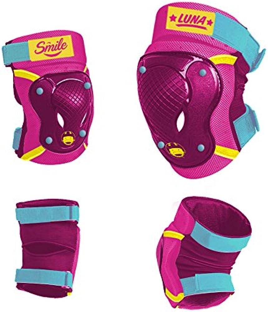 Disney Niños Elbow Knee Skate Protectors Soy Luna Sports ...