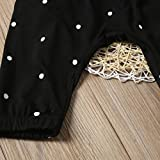 Franterd Baby Girls Straps Rompers, Kid Jumpsuits