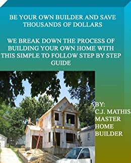 be your own builder and save thousands of