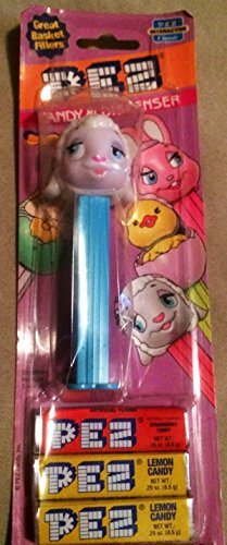Easter Pez Candy & Dispenser