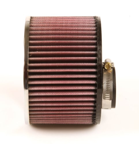 102 mm 149 mm 52 mm Flange ID; 4 in Height; 5.875 in K/&N RA-047V Universal Clamp-On Air Filter: Round Straight; 2.063 in 149 mm Base; 5.875 in Top K/&N Engineering