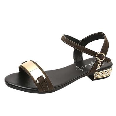 5e31ea2046e8ed Lolittas Women Summer Black Gladiator Glitter Sparkly Beach Sandals Shoes