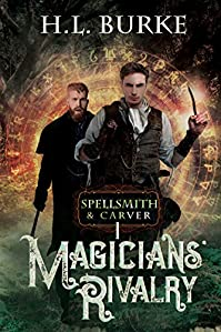 Spellsmith & Carver by H. L. Burke ebook deal
