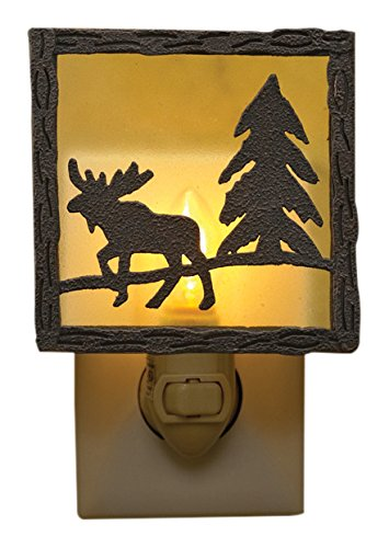 Park Designs Moose Night Light ()