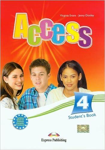 Access 4 Student's Book (international): Virginia