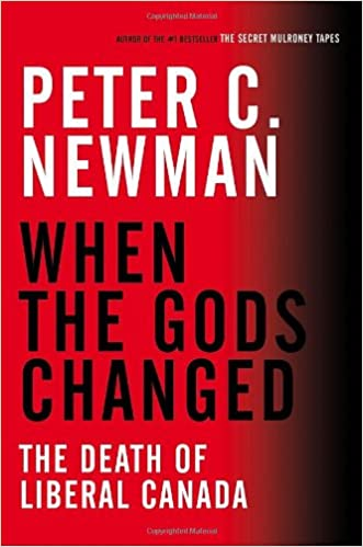 when the gods changed newman peter c