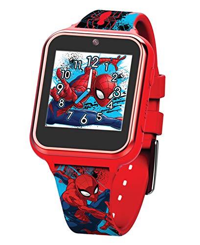 Reloj SmartWatch Marvel Spider-man Touchscreen Interactive