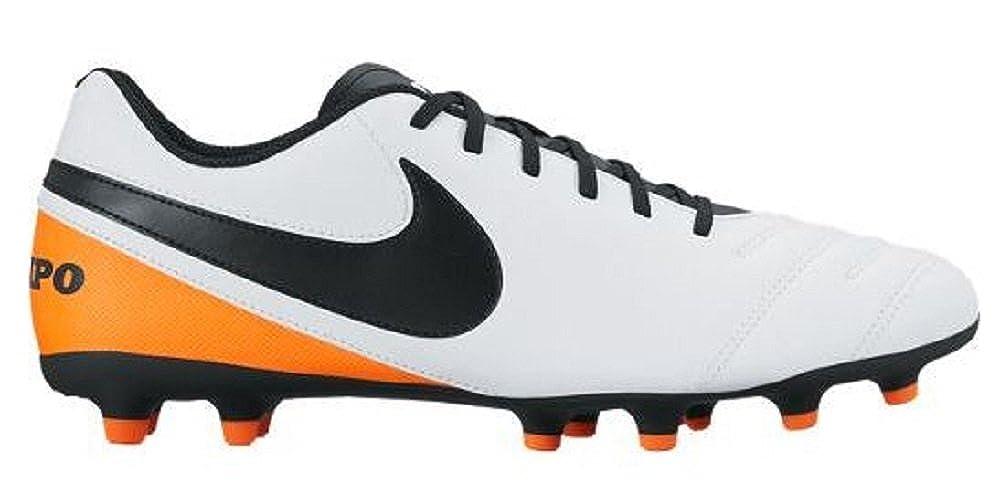 the latest 72d7a 39678 Nike Herren Tiempo Rio III FG Fußballschuhe, gelb, UK: Amazon.de: Schuhe &  Handtaschen