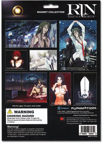 rin-daughter-of-mnemosyne-assortment-magnet