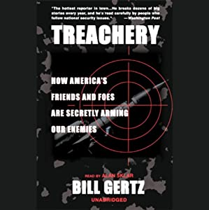 Treachery Audiobook