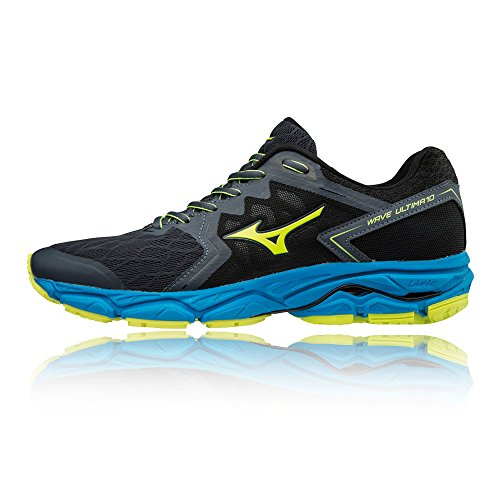 Syellow Multicolore Basses Sneakers Wave 10 001 Blue Mizuno O Homme Blue Ultima q1wzxTpO