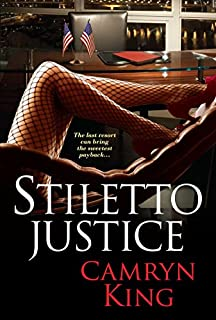 Book Cover: Stiletto Justice