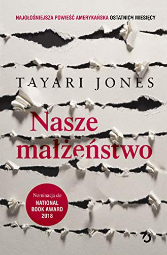 Book cover from Nasze malzenstwo by Tayari Jones