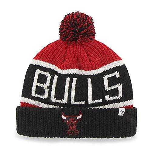 Windy City Cap - Chicago Bulls Black Windy City