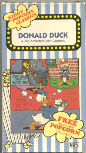 (Kiddy Popcorn Classics Donald Duck)