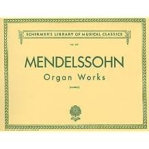 Organ Works, Op. 37/65: Organ Solo