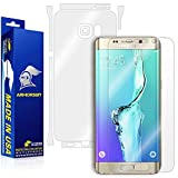ArmorSuit MilitaryShield Anti-Bubble Screen Protector + Full Body Skin Protector for Samsung Galaxy S6 Edge Plus