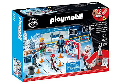 Stanley Hockey Rink - PLAYMOBIL® NHL Advent Calendar - Road to The Cup