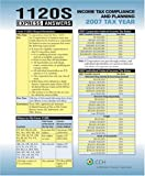 1120s Express Answers 2008, CCH Tax Law Editors, 0808016660