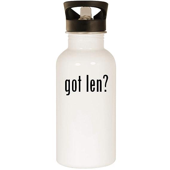 Review got len? - Stainless