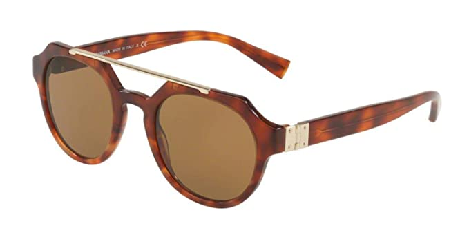 Amazon.com: anteojos de sol Dolce & Gabbana DG 4313 F ...