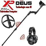 Metal Detectors Xp-Detector De metales Deus Light4 Tecnología inalámbrica-Auriculares De diadema inalámbricos…