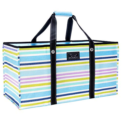 SCOUT ERRAND BOY, Extra Large Grocery Tote Bag with Max-Capacity Breakaway Zipper (Multiple Patterns Available) ()