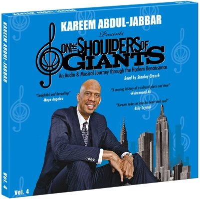 On the Shoulders of Giants- My Audio & Musical Journey through the Harlem Renaissance (Volume 4) pdf epub