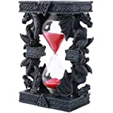 Mythical Fantasy Guardian Stone Dragon Sandtimer Hourglass