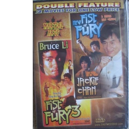 THE BRUCE & JACKIE ACTION PACK