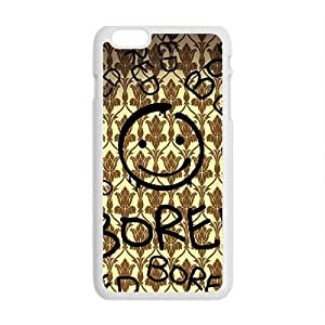 Bored doll creative design Cell Phone Case for Iphone 6 Plus