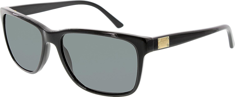 Versace VE4249 gafas de sol, Negro (Black GB1/87), única ...