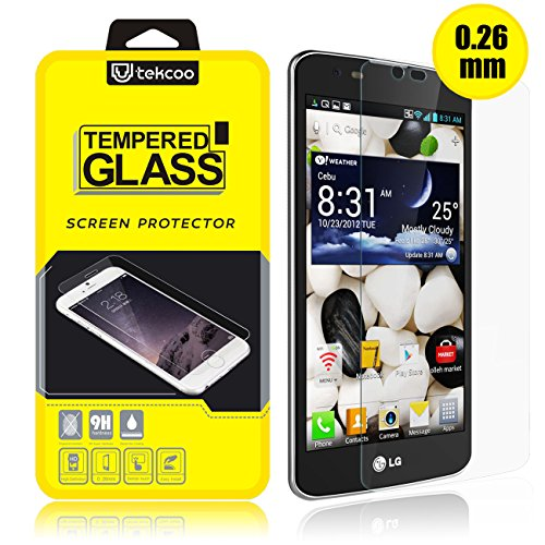Tempered Glass Screen Protector for LG K7 - 9