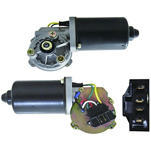 New Windshield Wiper Motor Fits Chrysler Dodge Plymouth 1989-1997 Caravan K Car Lebaron Voyager TC