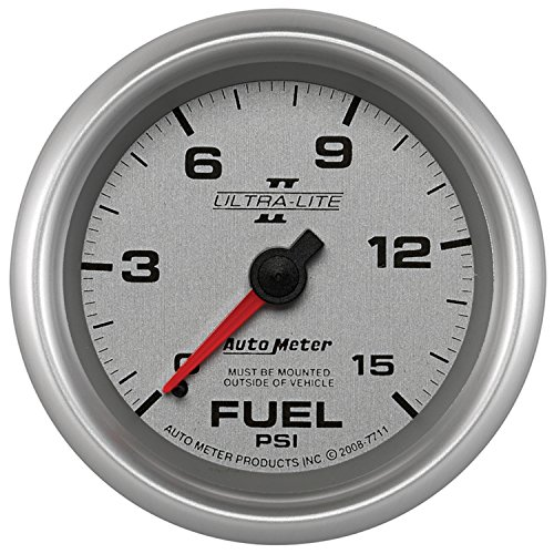 Auto Meter 7711 Ultra-Lite Pro II 2-5/8