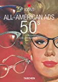 Image of All-American Ads 50s (Icons Series)