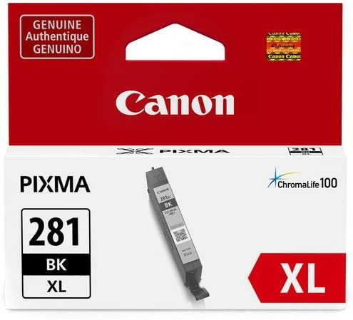 Amazon.com: Original de Canon pgi-280 XL/cli-281 4-Color ...