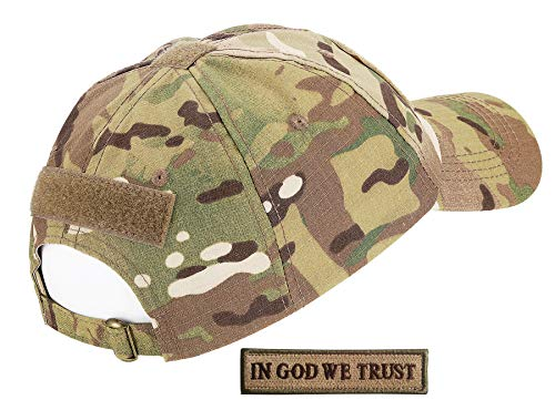 1c537b95436 Lightbird Tactical Hat with 6 Pieces Tactical Military - Import It All