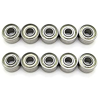 ball bearings skateboard. 3x8x4 mm miniature steel bearing 693zz r-830zz 619/3 skateboard deep groove ball bearings a
