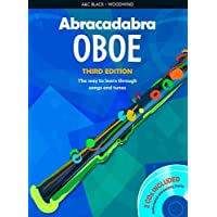 Abracadabra Woodwind – Abracadabra Oboe (Pupil's book + 2 CDs): The way to learn through songs and tunes