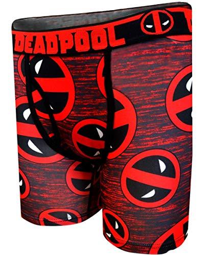 Best Deadpool Comics - Marvel Comics Deadpool Performance Boxer Briefs