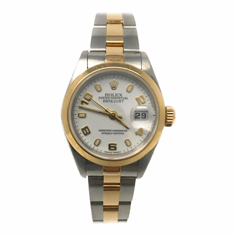 Rolex Datejust swiss-automatic womens Watch 79163 (Certified Pre-owned)